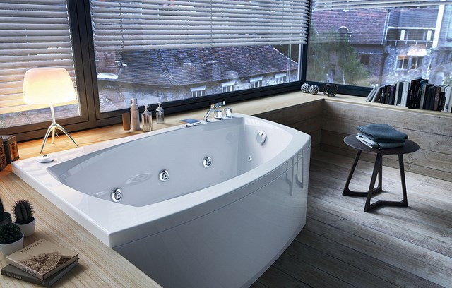 Choose the Right Bathtub for More Comfortable Bathe