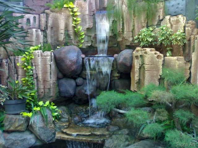 home waterfall ideas and considerations homeideasgallery