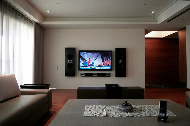 Living Room Home Theater Ideas HomeIdeasGallery Get
