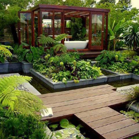 green home garden