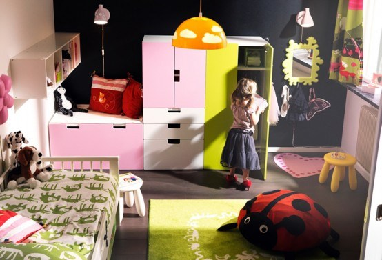 ikea child's bedroom