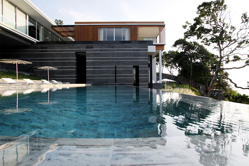 Building a Dream Home - Elegant Villa Mayavee in Phuket by Tierra Design