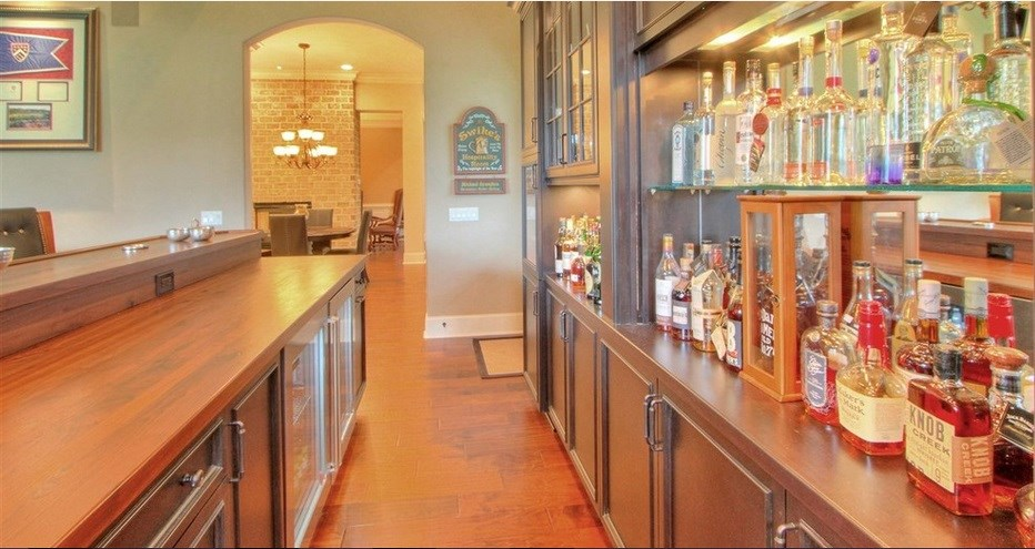 Great Home Bar Ideas
