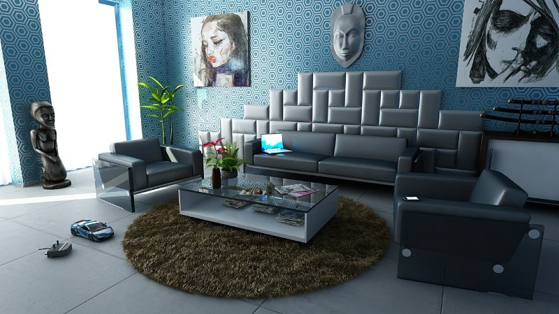 apartment-interior design rooms