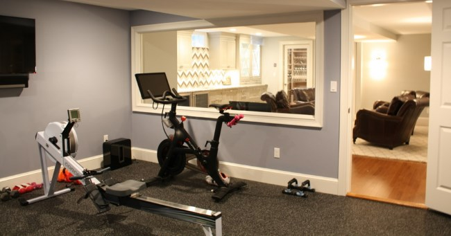 great home gym