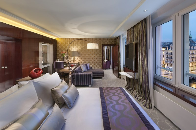 hotel-interior design rooms