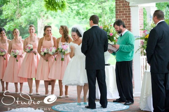 Weddings at Home Ideas