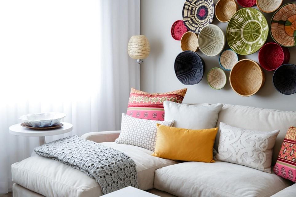 Moroccan modern mediterranean living room calgary 2