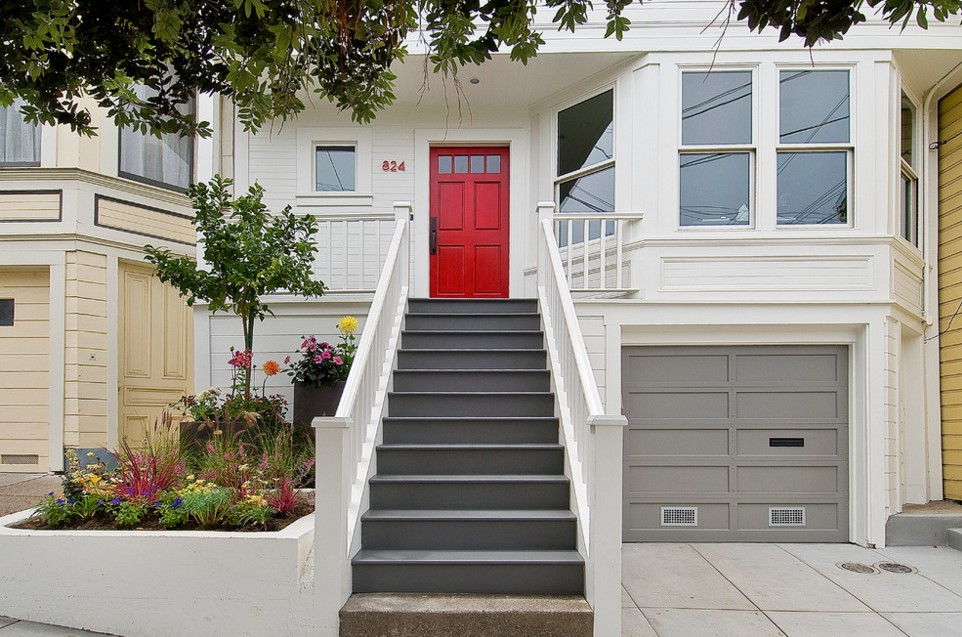 Douglass house transitional entry san francisco