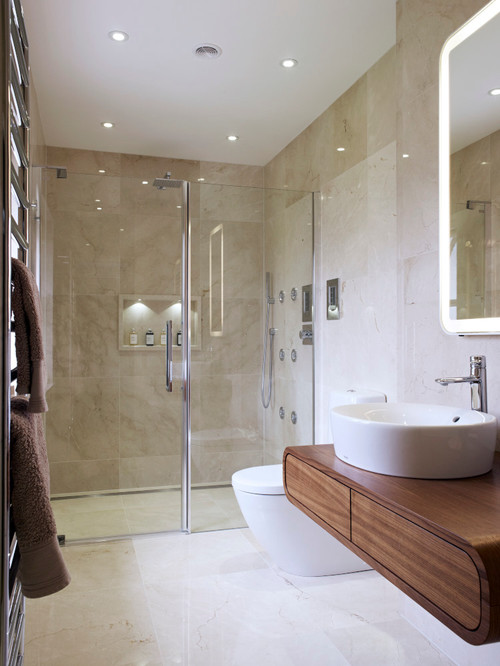 contemporary bathroom south west