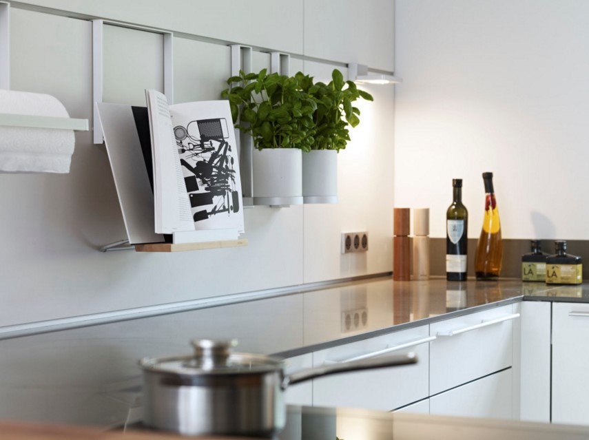 contemporary kitchen south west