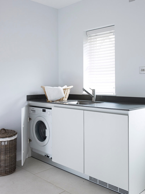 contemporary laundry room south west