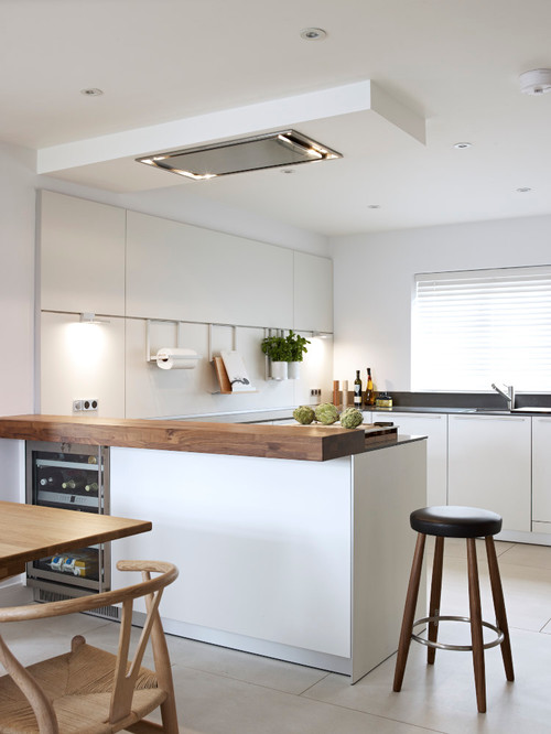 modern East Devon refurbishment kitchen south west