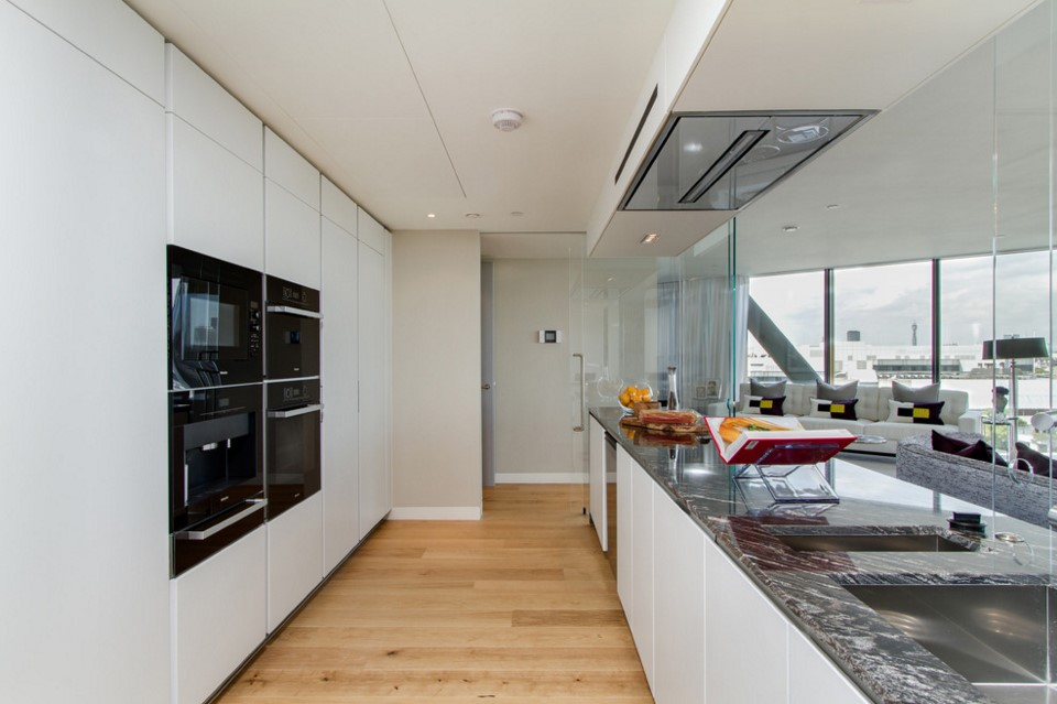 Neo Bankside contemporary kitchen other metro