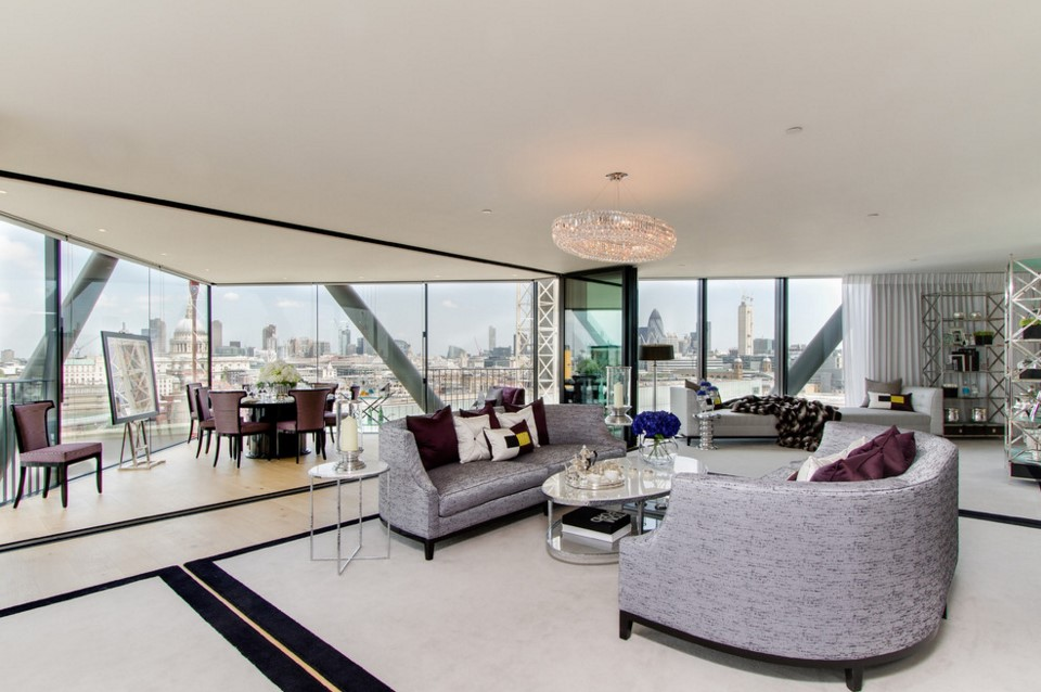 Neo Bankside contemporary living room other metro design photo 2
