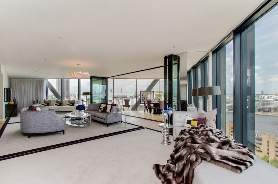 Neo Bankside contemporary living room other metro design photo 3