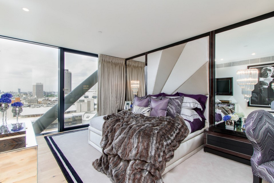 Neo Bankside modern bedroom other metro