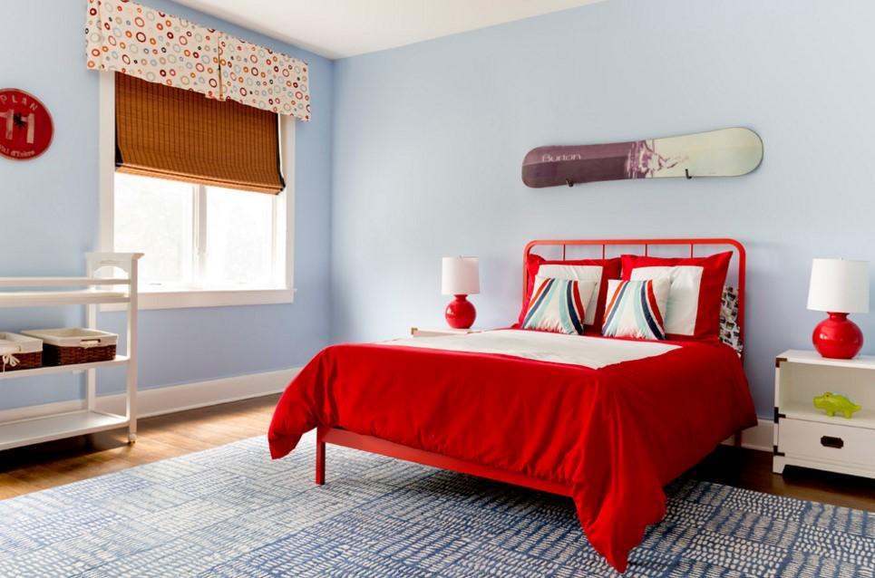 Rumson Residence eclectic bedroom