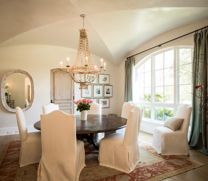 Shasta home traditional dining room - houston