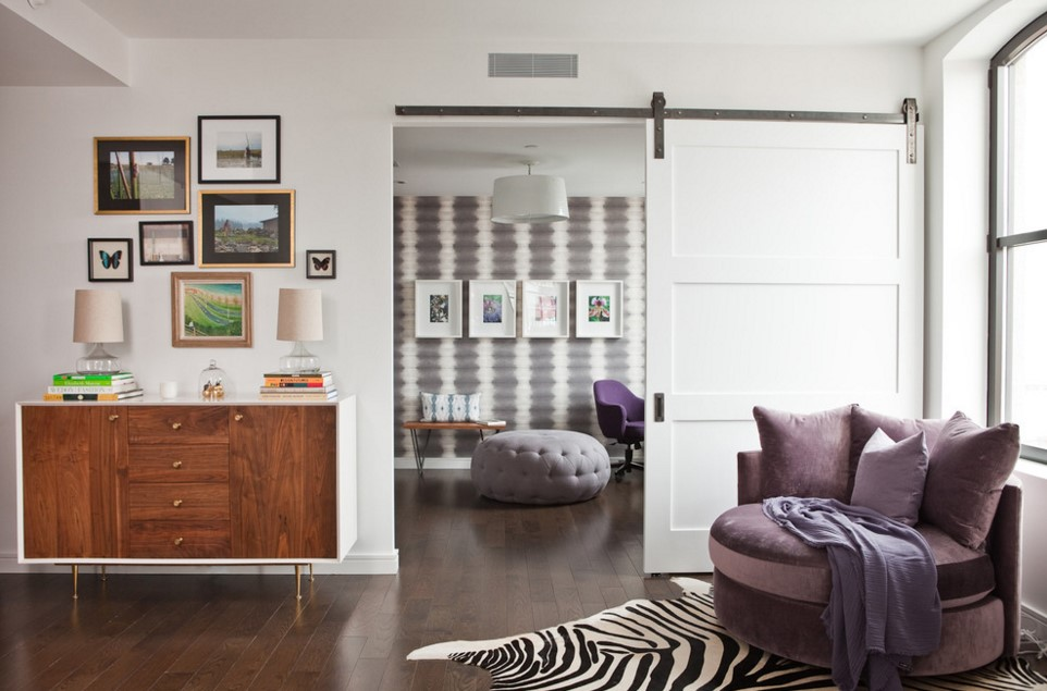 TriBeCa Apartment entry at new york