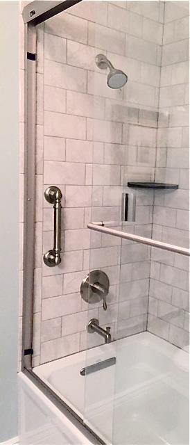 bathroom contemporary - bathroom wichita 5