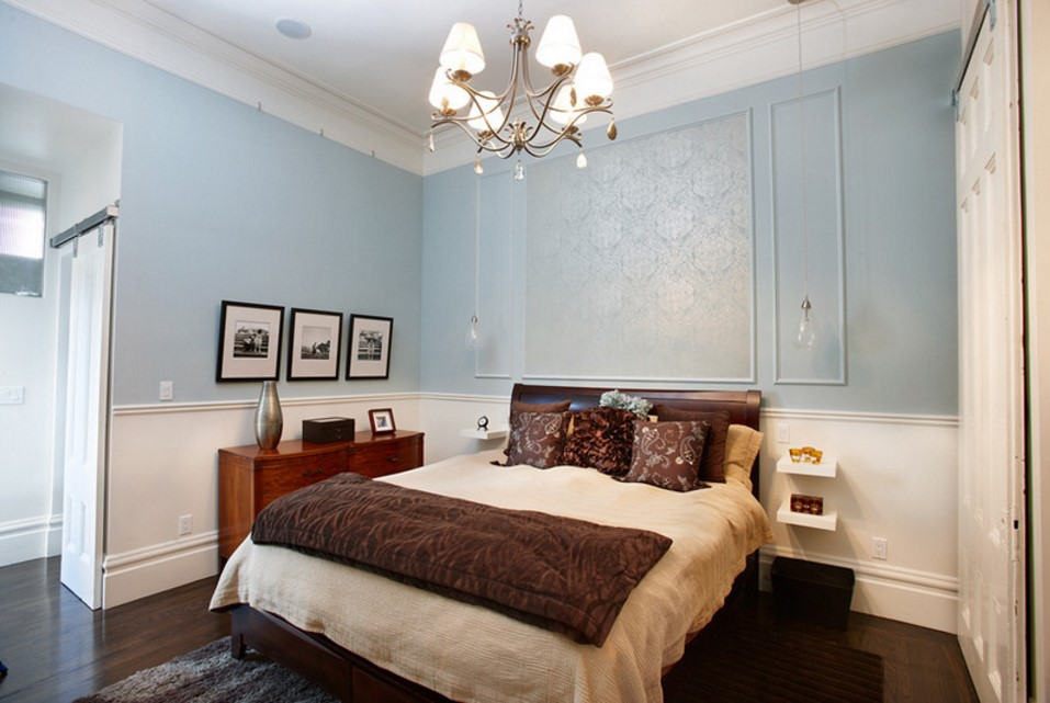 Alamo Square remodel master traditional bedroom san francisco