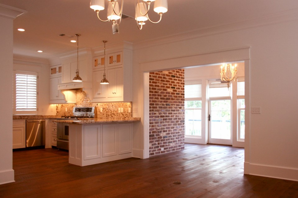 RJ Elder Design kitchen & traditional living room other metro