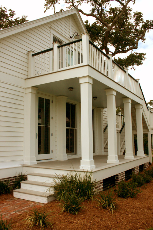 RJ Elder Design traditional porch other metro