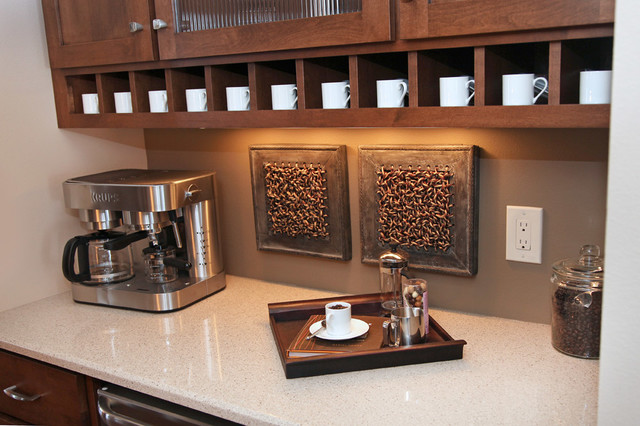 Home Coffee Bar Ideas Drinker