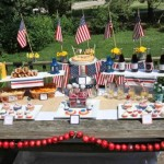 Military Welcome Home Party Ideas