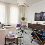 Enjoy a Themed Elegant Home with the TriBeCa Apartment Style